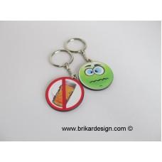 Porte clés non alcool