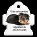 Médailles pour chien et chat