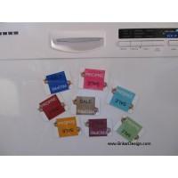Magnet  lave-vaisselle chat
