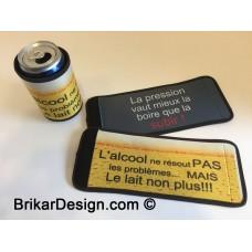 Protège canette et bouteille