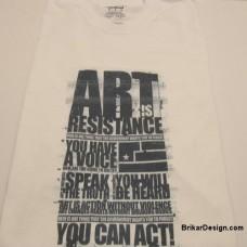 Chandail homme Art resistance